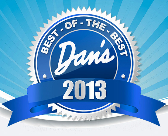 Dan's Paper – Best of the Best Award